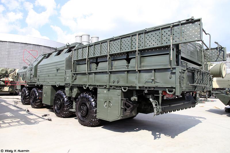 Машина инженерного обеспечения и маскировки МИОМ агрегат 15М69 (15M69 MIOM engineering vehicle for Strategic Missile Troops)