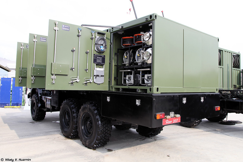 Комплекс для аэрозольной дезинфекции транспорта, зданий, сооружений и средств индивидуальной защиты КДА (KDA aerosol disinfection system)