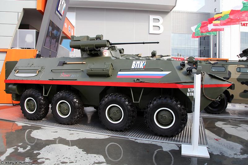 БТР-87 (BTR-87)
