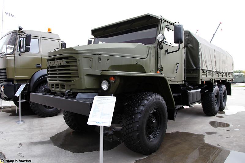 Урал-4320-7811-31 Мотовоз-М (Ural-4320-7811-31 Motovoz-M)