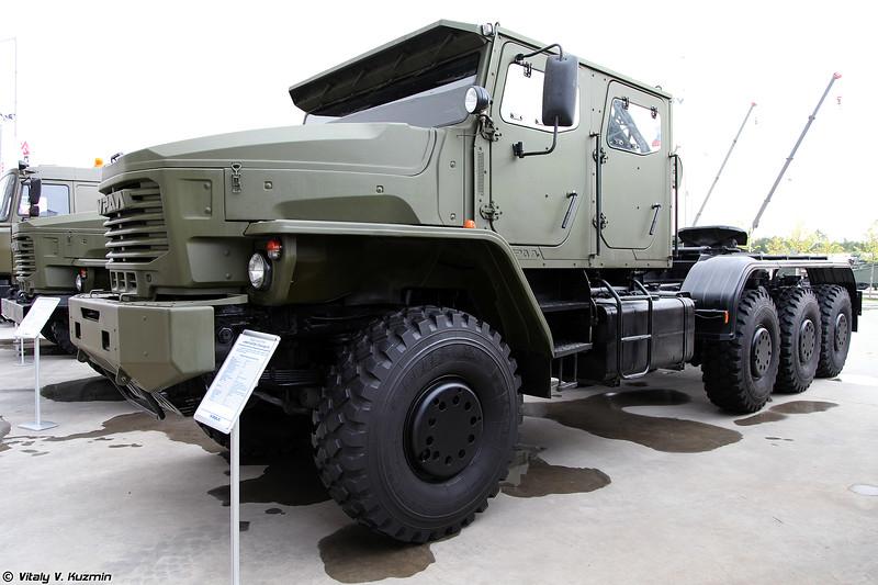 Урал-63708 Торнадо-У (Ural-63708 Tornado-U)