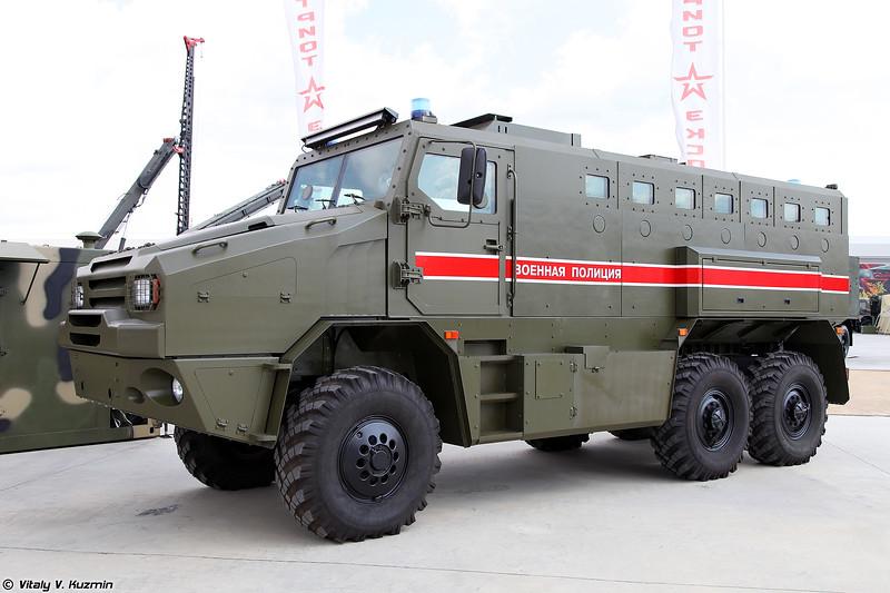 Бронеавтомобиль Федерал-М (Federal-M armored vehicle)