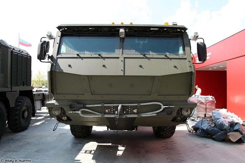 Шасси К-73501 / КАМАЗ-73501 Торнадо-Т (K-73501 / KAMAZ-73501 Tornado-T chassis)