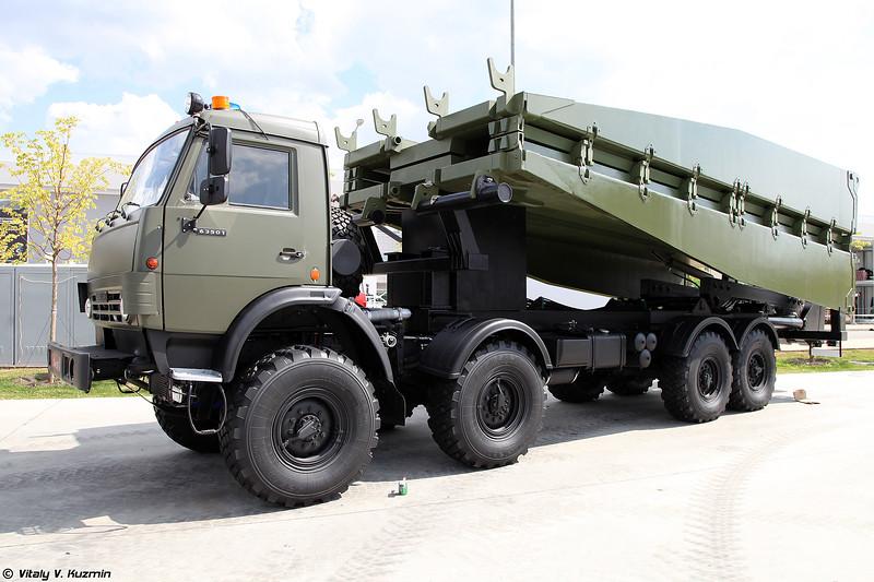 Тяжелый механизированный мост ТММ-7 (TMM-7 bridge)