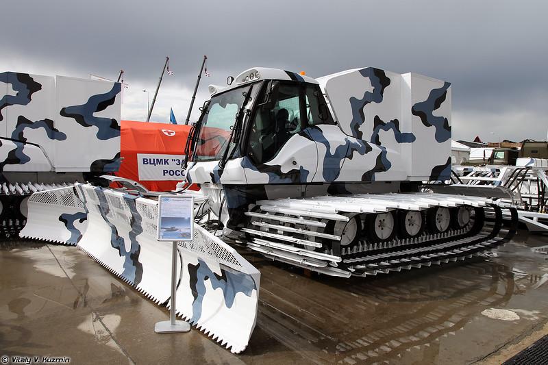 Дорожно-строительный комплекс Полярный Слон (Polar Elephant construction vehicle)