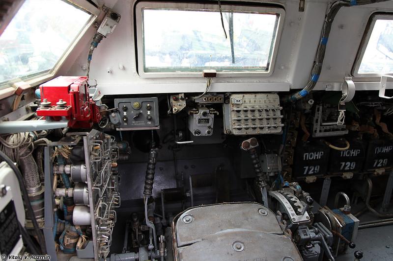 Транспортер ПТС-4 (PTS-4 amphibious carrier)