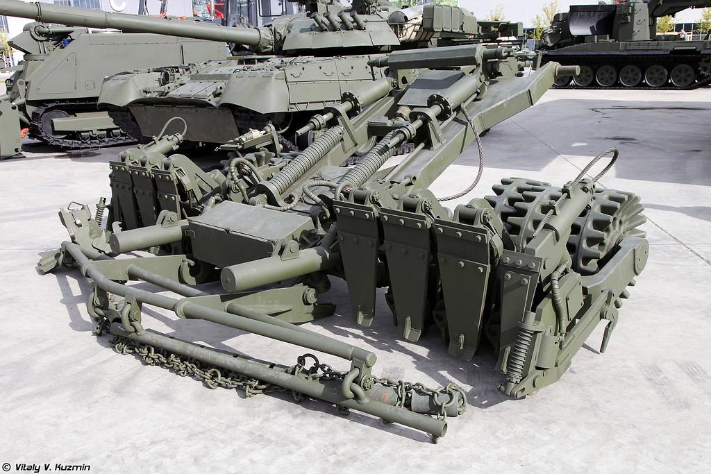 Минный трал ТМТ-К (TMT-K mine plow)