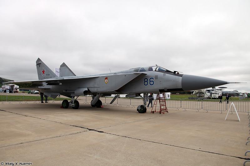 МиГ-31БМ (MiG-31BM)