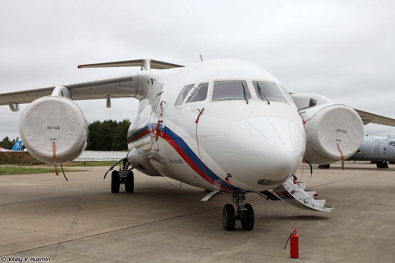 Ан-148-100Е (An-148-100E)