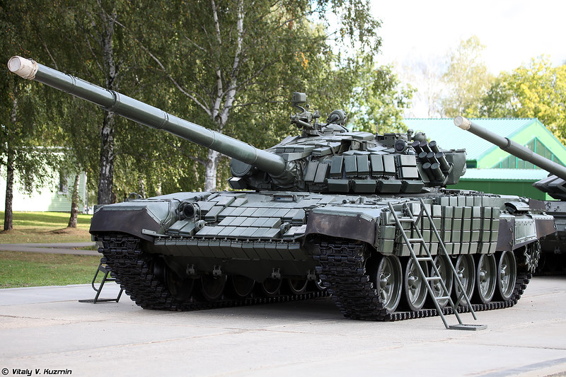 Танк Т-72Б1 (T-72B1 main battle tank)