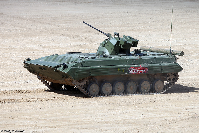 БМП-1АМ Басурманин (BMP-1AM Basurmanin)