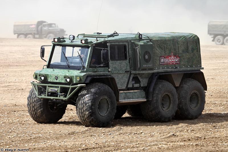 ВТС Кречет Z320-91 (Krechet Z320-91 ATV)