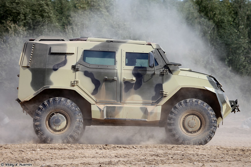 Бронеавтомобиль Торос (Toros armored vehicle)