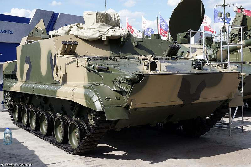 Бронетранспортер БТ-3Ф (BT-3F APC)
