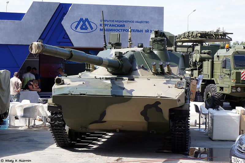 2С25М Спрут-СДМ1 (2S25M Sprut-SDM1)