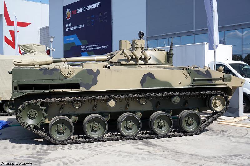 БМД-4М2 Синица (BMD-4M2 Sinitsa)