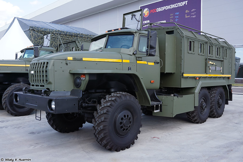 Бронеавтомобиль Федерал 93 (Federal 93 armored vehicle)