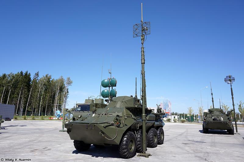 Аппаратная связи МП-2ИМ (MP-2IM signal vehicle)