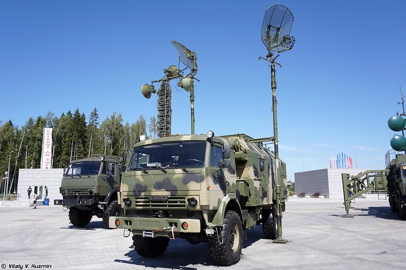 Цифровая радиорелейная станция Р-419Л1 (R-419L1 radio relay station)
