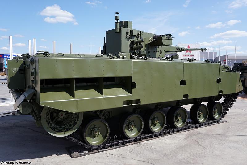 2С38 Деривация-ПВО (2S38 Derivatsiya-PVO)