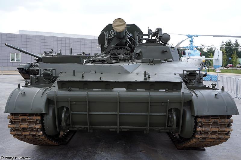 Самоходный миномёт 2С4 Тюльпан (2S4 Tyulpan self-propelled mortar)