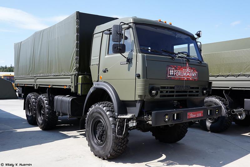КАМАЗ-53501 (KAMAZ-53501)