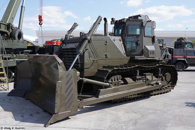 Защищенный бульдозер Б12С.5020-ЕН (B12S.5020-EN armored bulldozer)