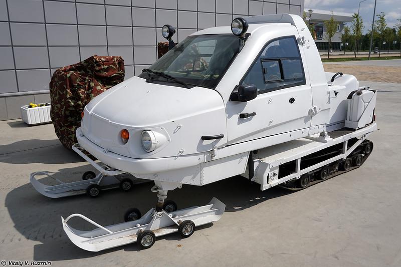 Снегоход ТТМ-1901-40 (TTM-1901-40 snowmobile)