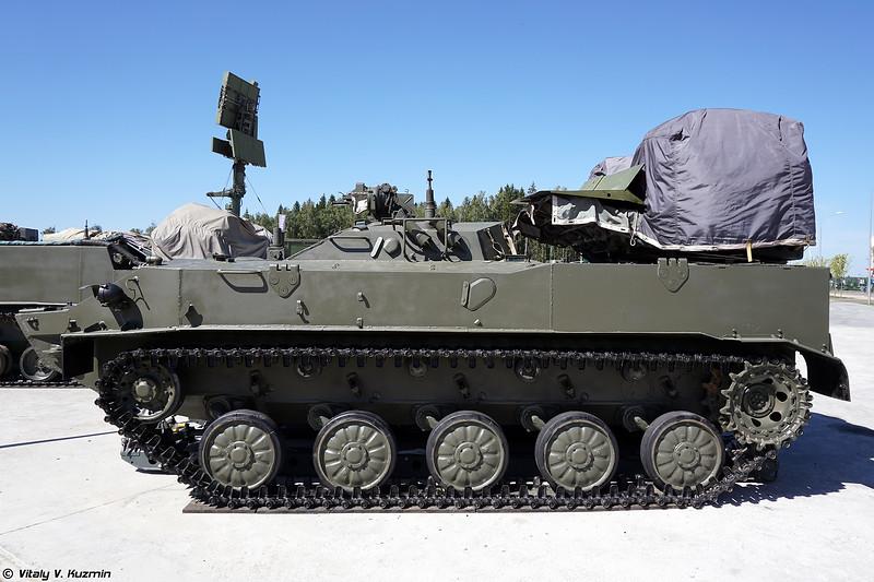 Разведывательная химическая машина РХМ-5 (RKhM-5 CBRN recce vehicle)