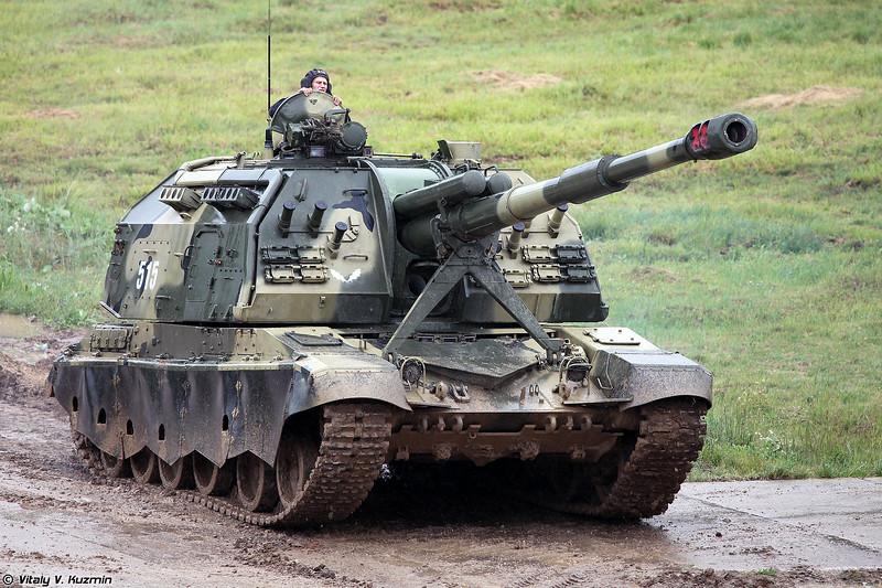 2С19М2 Мста-С (2S19M2 Msta-S)