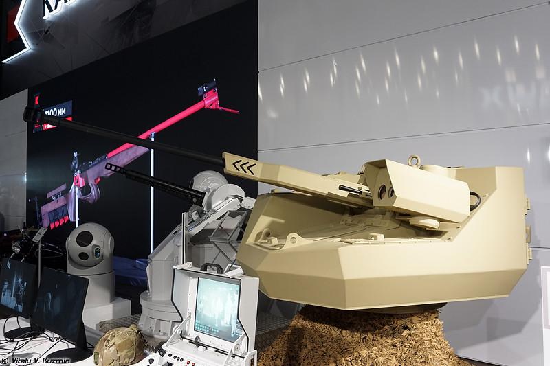 Боевой модуль 30мм (30mm turret)