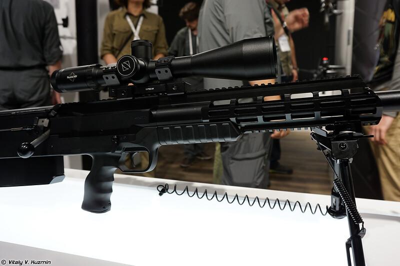 Снайперская винтовка СВ-18 (SV-18 sniper rifle)
