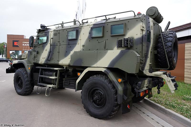 Бронеавтомобиль Патруль (Patrul armored vehicle)