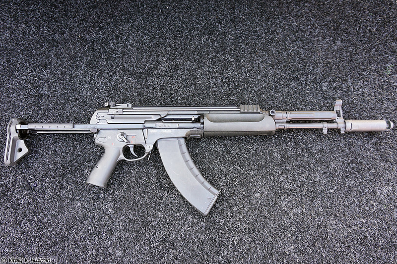7,62х39 мм автомат 6П68 А-762 (7,62x39mm 6P68 A-762 assault rifle)