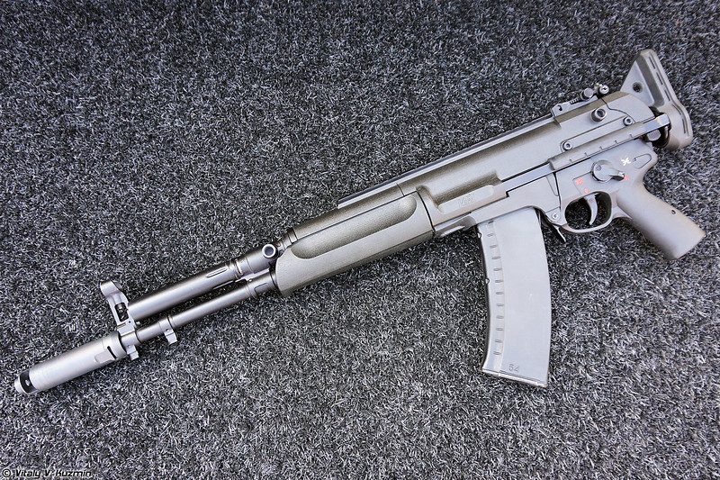 5,45х39 мм автомат 6П67 А-545 (5,45x39mm 6P67 A-545 assault rifle)