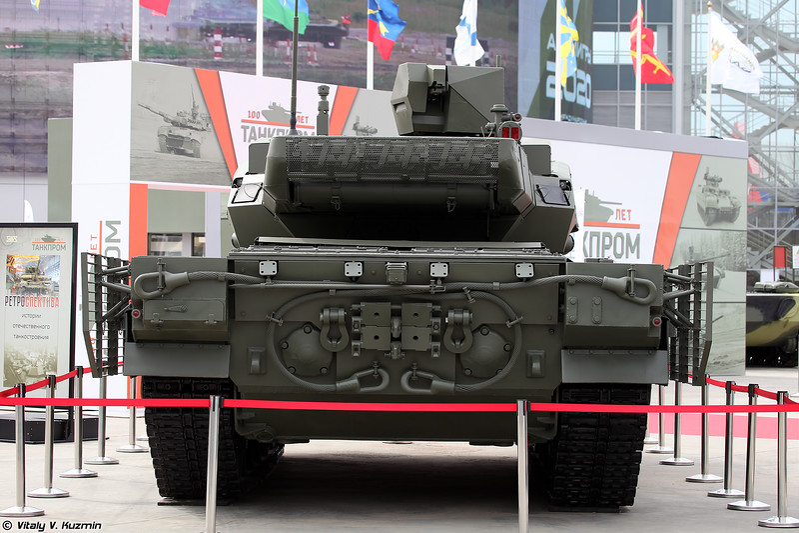 Танк Т-14 объект 148 ТГУП Армата (T-14 Armata, object 148)
