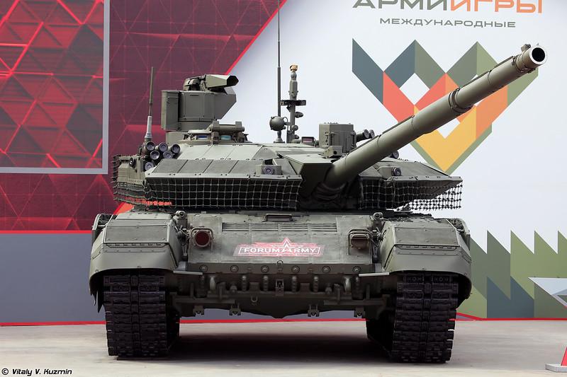 Танк Т-90М (T-90M)