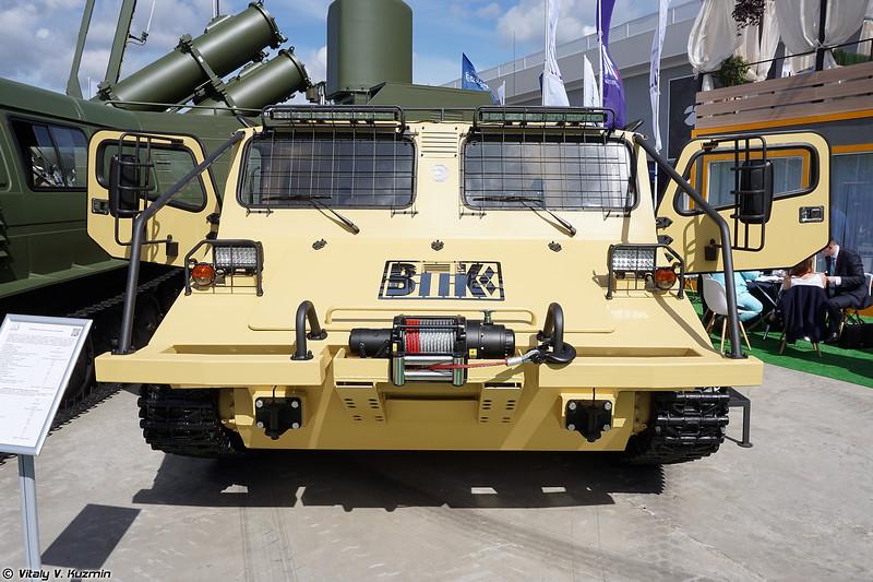 Гусеничный снегоболотоход 5901 (5901 tracked all-terrain vehicle)