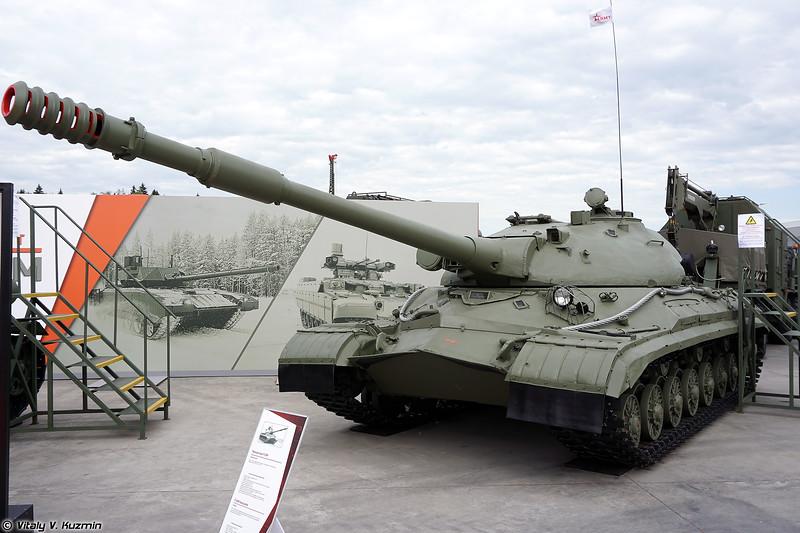 Тяжелый танк Т-10М (T-10M heavy tank)