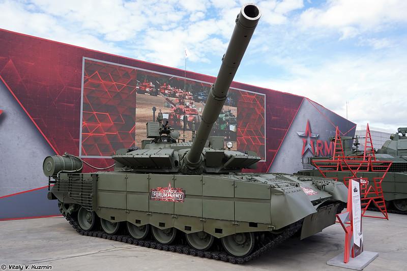 Танк Т-80БВМ (T-80BVM)