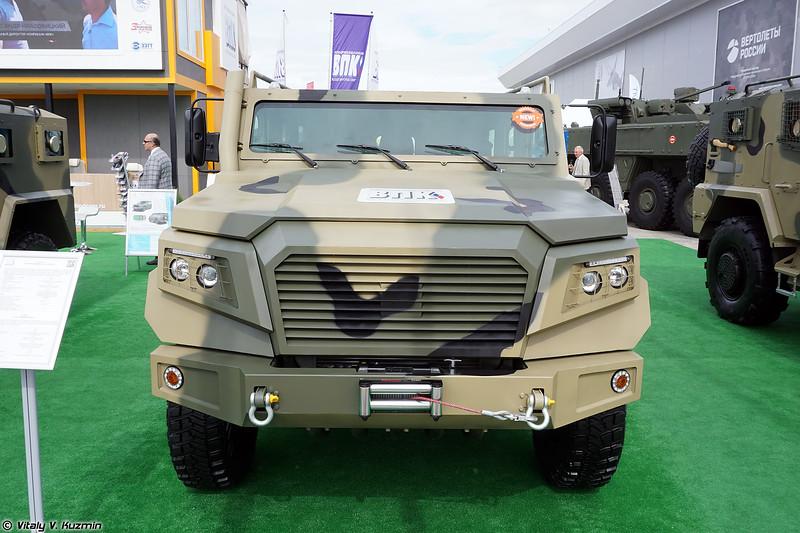 Бронеавтомобиль Стрела (Strela armoured vehicle)