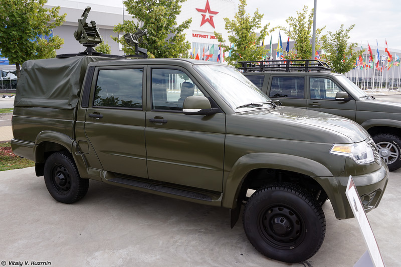 УАЗ-23632-148-65 Пикап (UAZ-23632-148-65 Pickup)