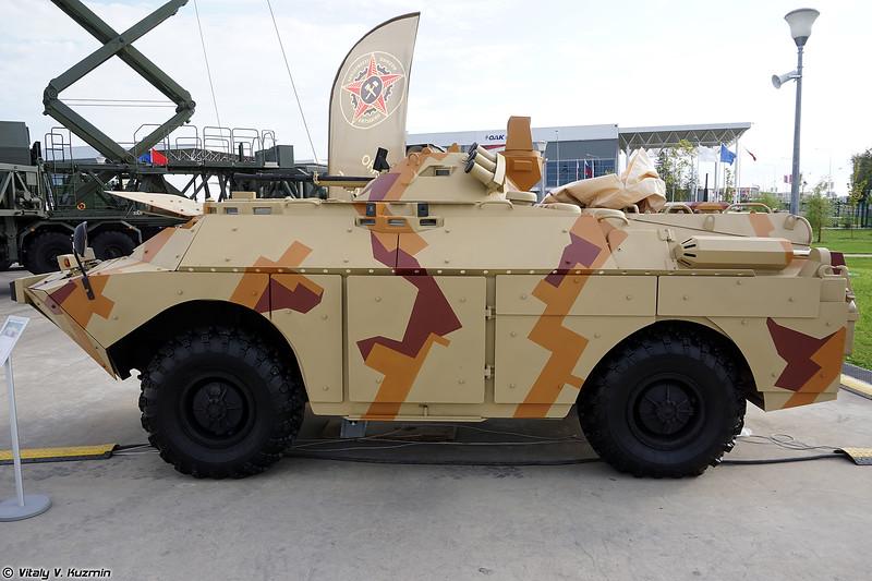 БРДМ-2МБ Бекас (BRDM-2MB Bekas)