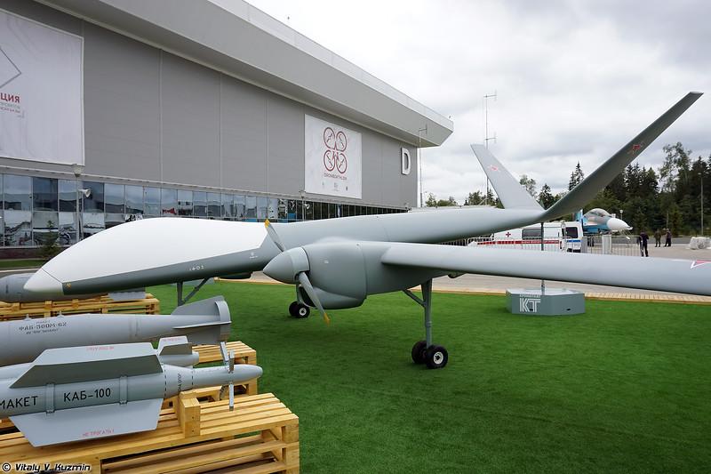 БПЛА Сириус (Sirius UAV)