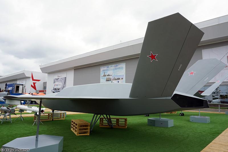 БПЛА Гром (Grom UAV)