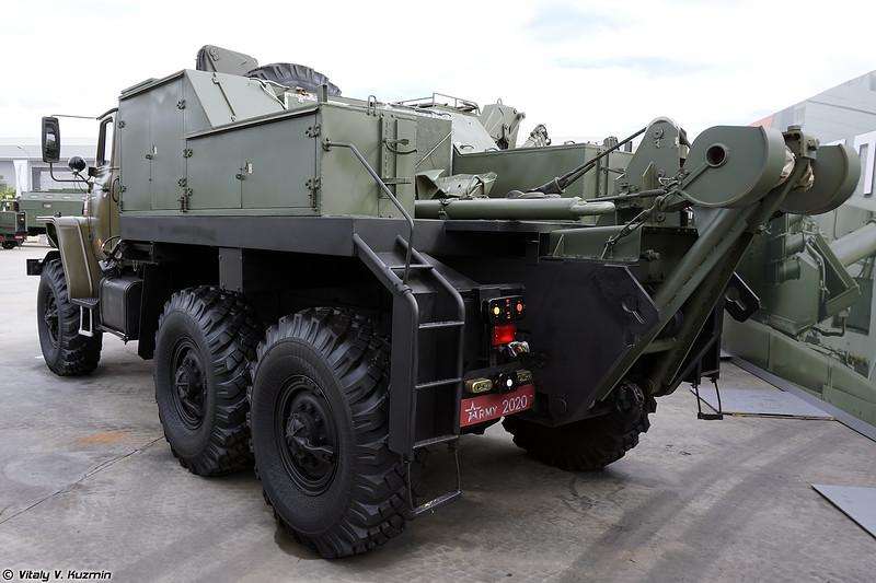 Машина технической помощи МТП-А2.1 (MTP-A2.1 technical assistance vehicle)