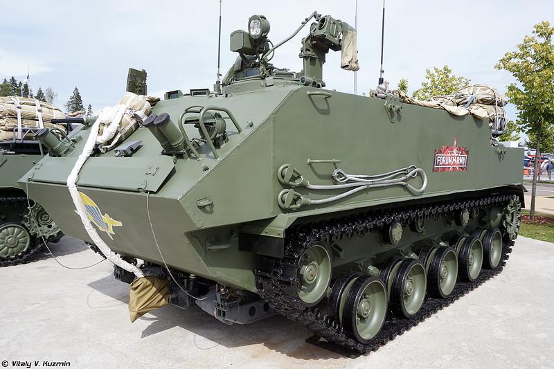 Разведывательная химическая машина РХМ-5М (RKhM-5M CBRN recce vehicle)