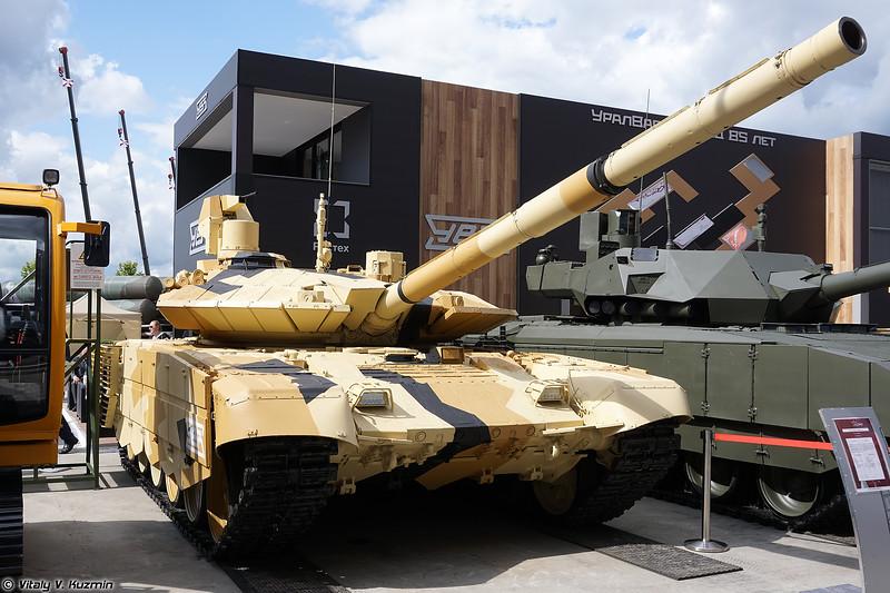 Танк Т-90МС (T-90MS)