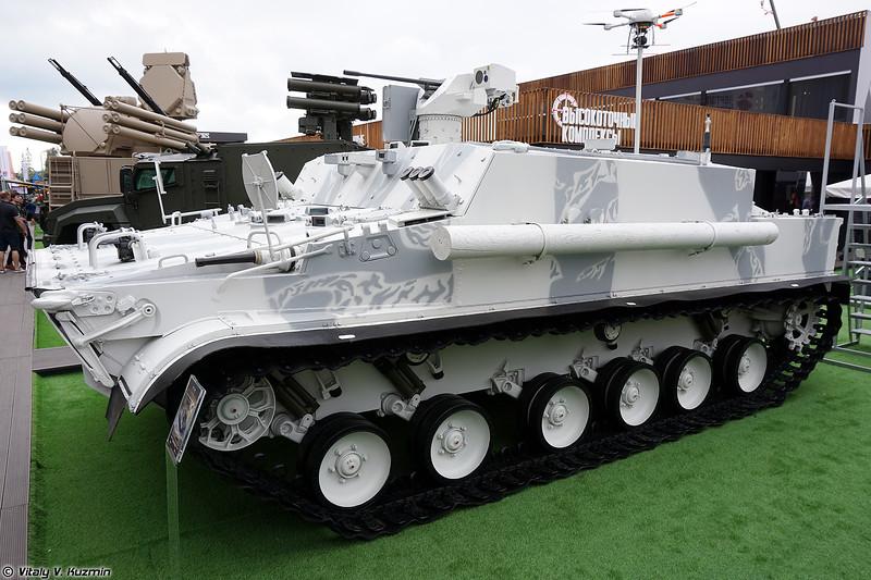 БТ-3Ф в арктическом исполнении (BT-3F Arctic version)