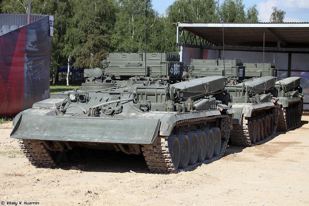БРЭМ-1 (BREM-1 recovery vehicle)